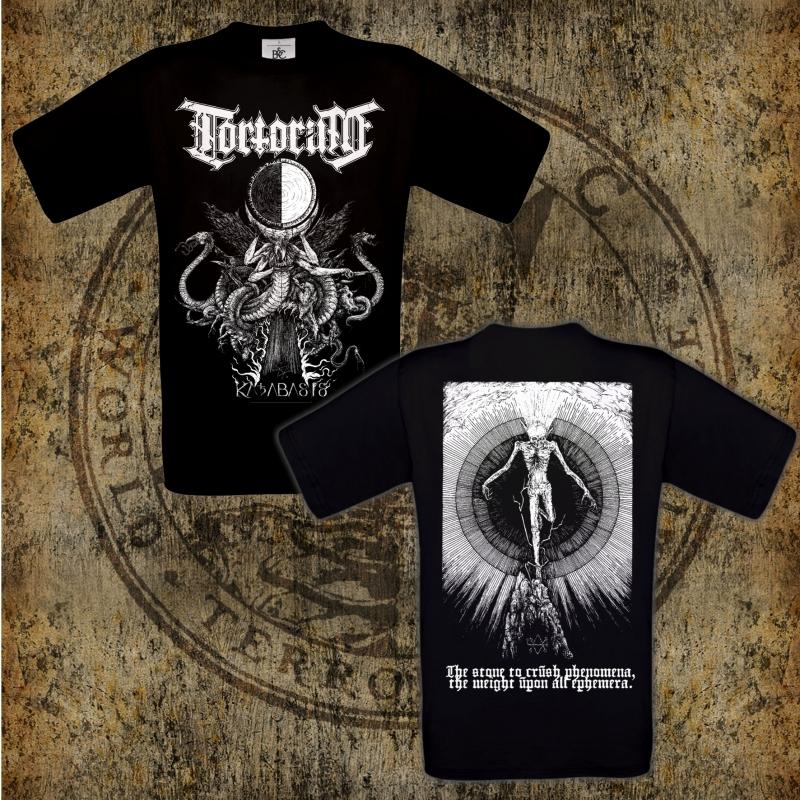 Tortorum - Katabasis - T-Shirt (black)