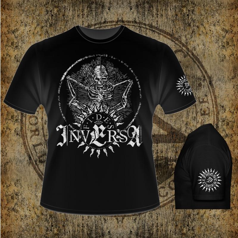 Fides Inversa - Skeleton - T-Shirt