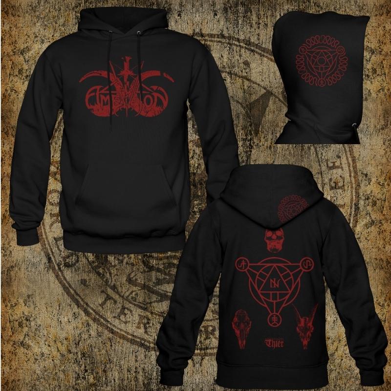 Amestigon - Thier - Hooded Sweatshirt
