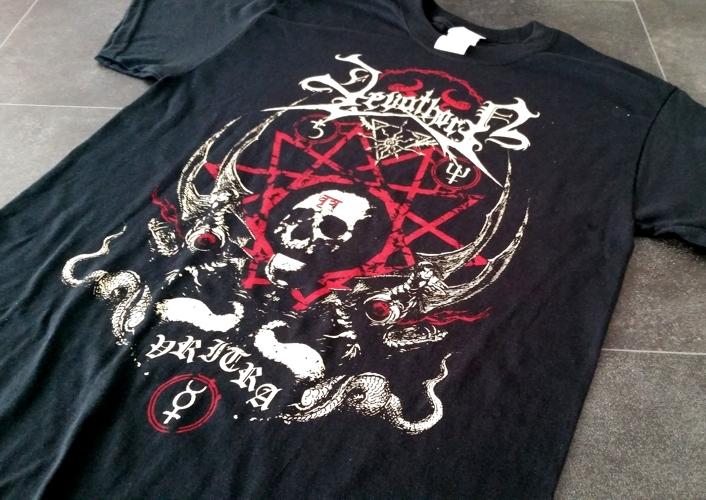 Devathorn - Vritra - T-Shirt
