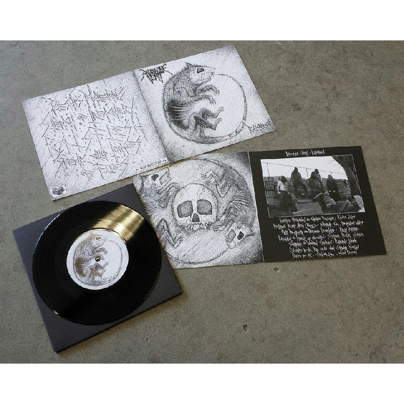 Radioactive Vomit - Ratsflesh - EP