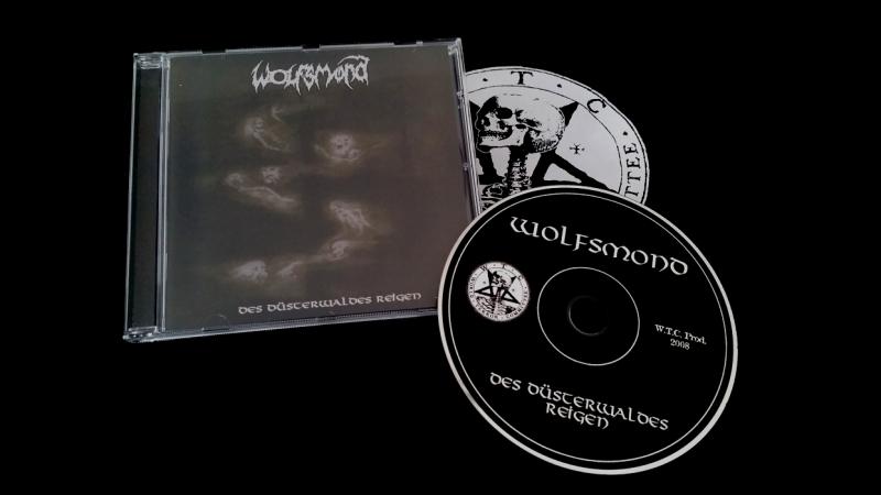 Wolfsmond - Des Düsterwaldes Reigen - CD