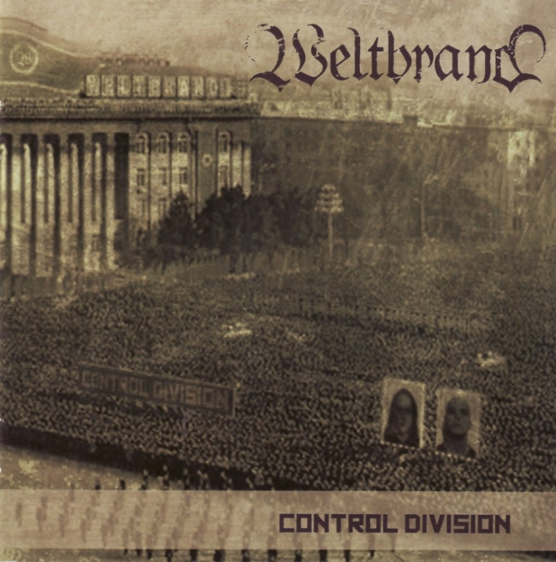 Weltbrand - Control Division - DigiCD