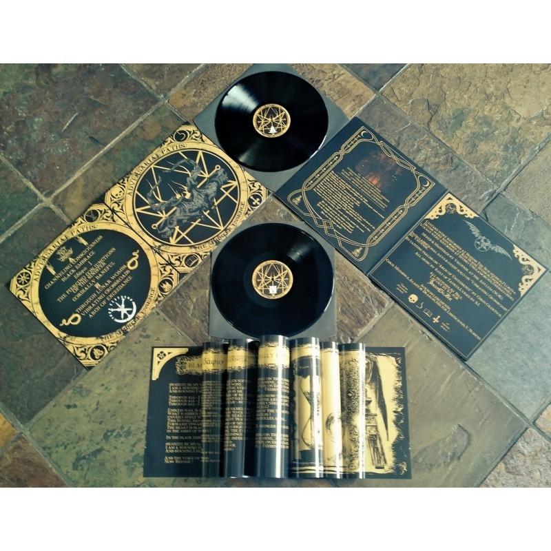 Kult of Taurus - Adversarial Paths: The Sinister Essence - LP