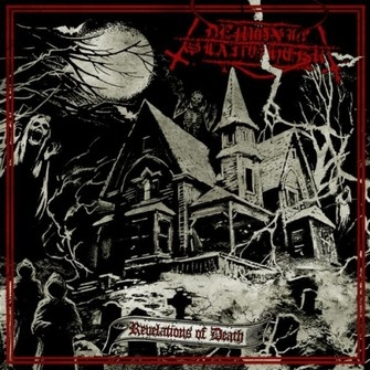 Demonic Slaughter - Revelations of Death - CD