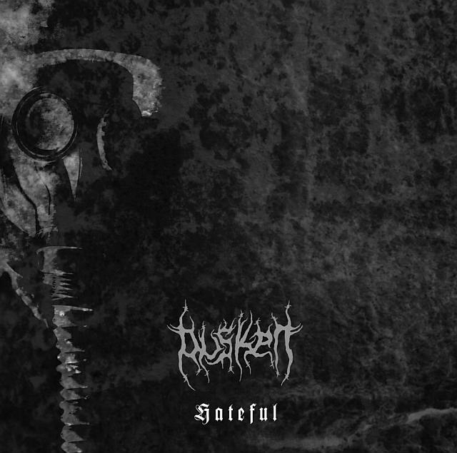 Dusken - Hateful - CD