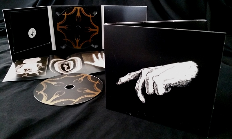 Funeral Throne - Threshold - Digipak CD