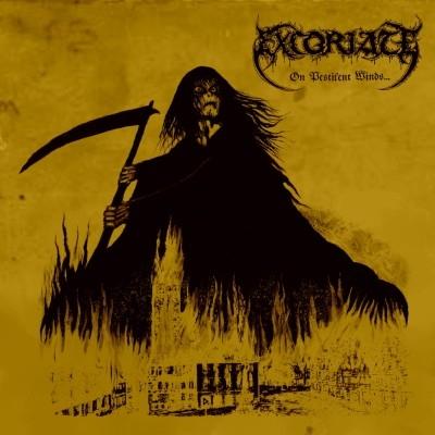 Excoriate - On Pestilent Winds... - Digipak CD