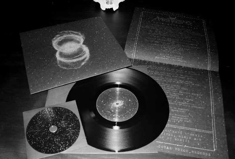Ambevilence - s/t - 10 MLP + CD