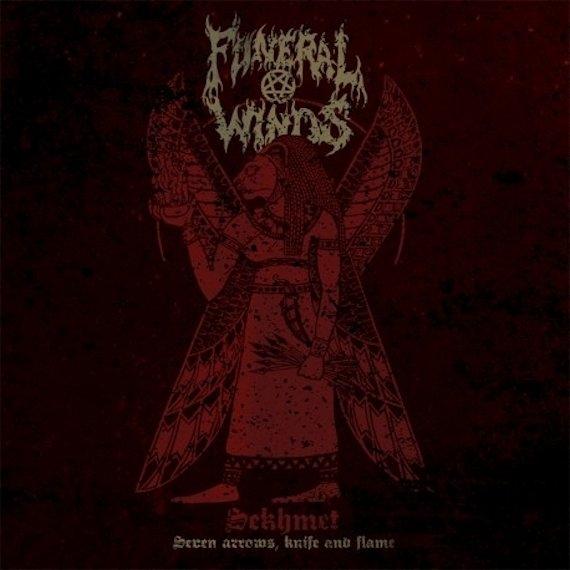 Funeral Winds - Sekhmet - EP