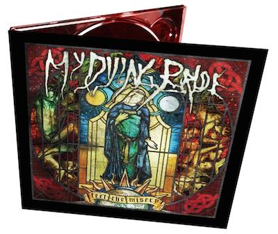 My Dying Bride - Feel the Misery - Digipak CD