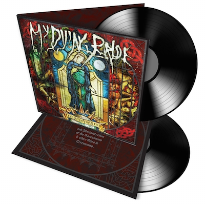 My Dying Bride - Feel the Misery - DLP