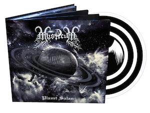 Mysticum - Planet Satan - Digibook-CD