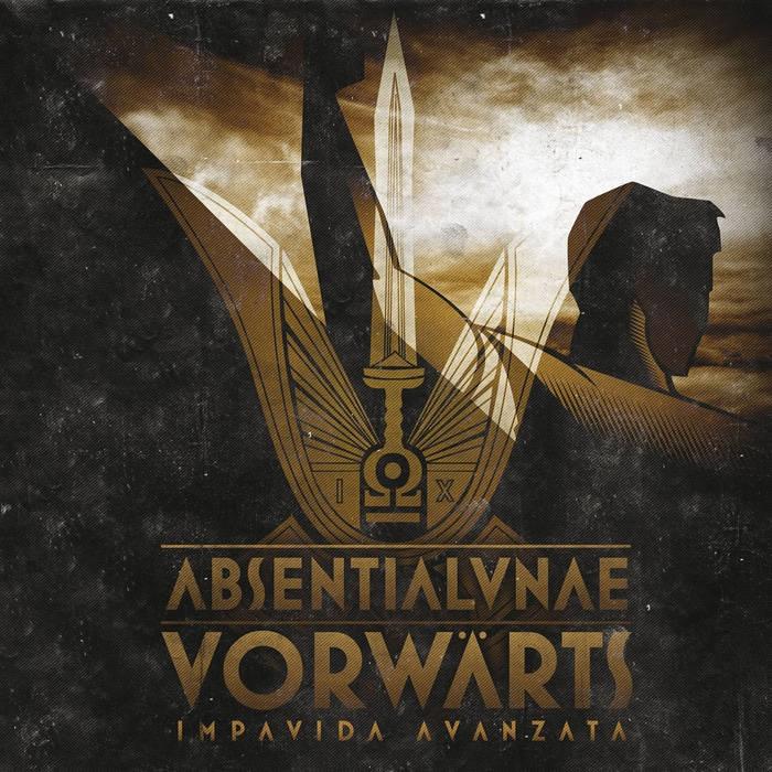 Absentia Lunae - Vorwärts - Impavida avanzata - CD