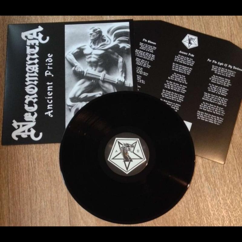 Necromantia - Ancient Pride - LP