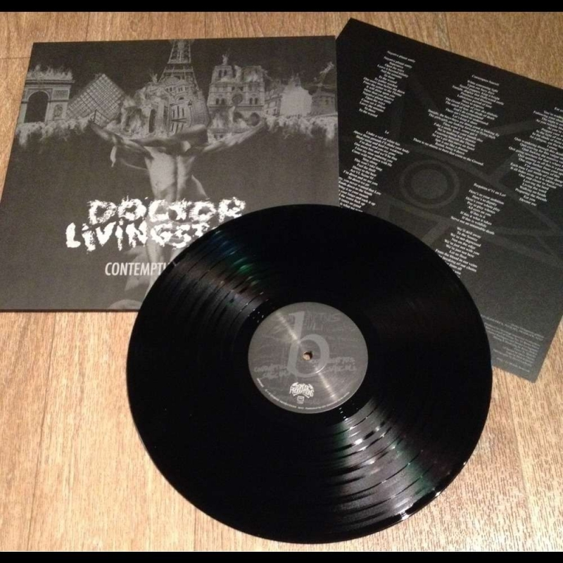 Doctor Livingstone - Contemptus Saeculi - LP
