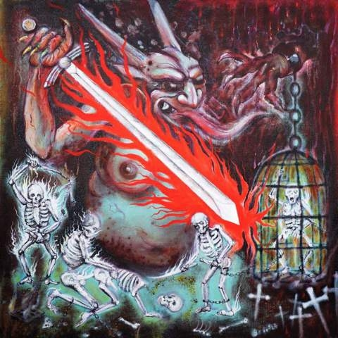 Impaled Nazarene - Vigorous and Liberating Death - LP