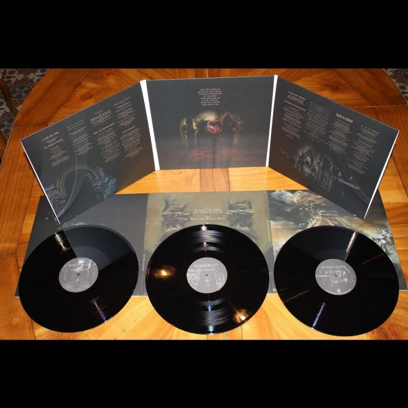 Elysian Blaze - Blood Geometry - 3xLP