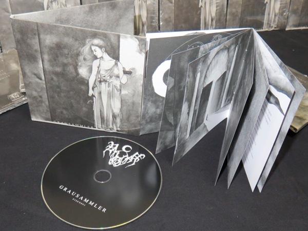 Vargnatt - Grausammler - Digisleeve-CD