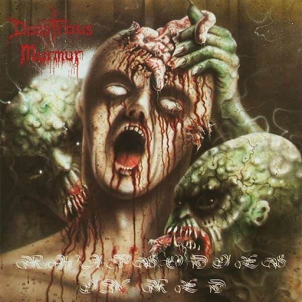 Disastrous Murmur - Rhapsodies in Red - CD