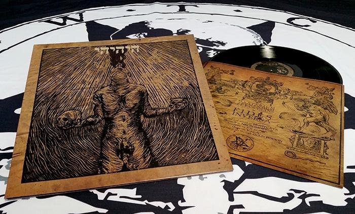 Fides Inversa - Mysterium Tremendum et Fascinans - LP