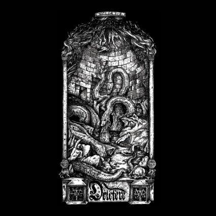 Délétère - De Ritibus Morbiferis - Demo Compendium - CD