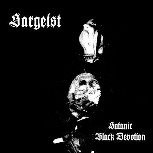 Sargeist - Satanic Black Devotion - CD