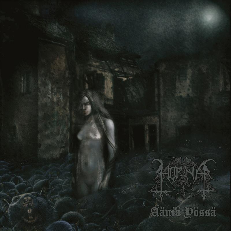 Horna - Ääniä Yössä - CD