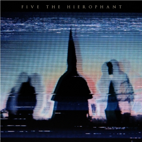 Five the Hierophant - Five the Hierophant - Digifile-CD