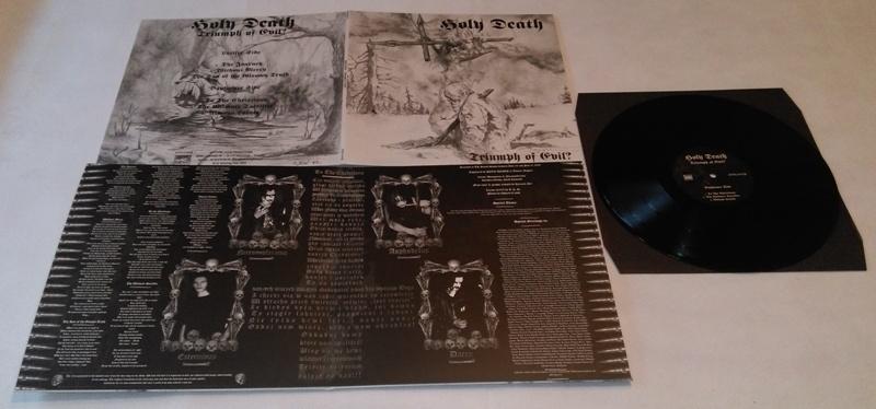 Holy Death - Triumph of Evil? - LP