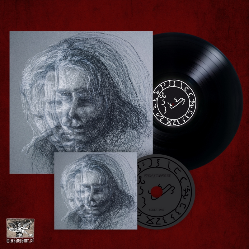 Sacrilegium - Sleeptime - LP+CD