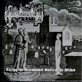 Barzabel - Calling the Disembodied Souls of the Wicked - EP