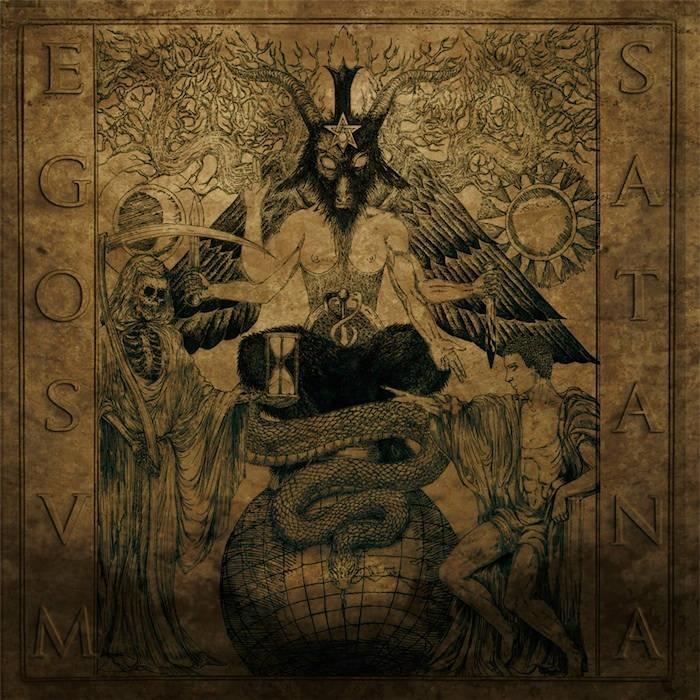 Goat Semen - Ego Svm Satana - CD