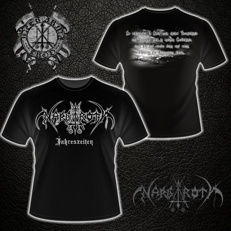 Nargaroth - Jahreszeiten - T-Shirt