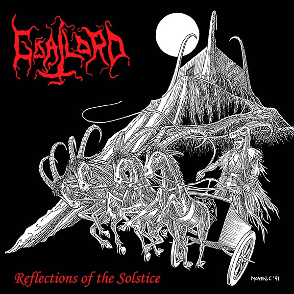 Goatlord - Reflections of the Solstice - LP