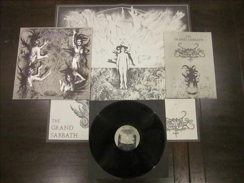 Doombringer - The Grand Sabbath - LP