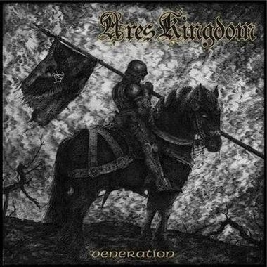 Ares Kingdom - Veneration - LP