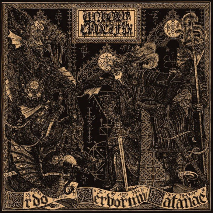 Unholy Crucifix - Ordo Servorum Satanae - LP (DIE HARD VERSION)