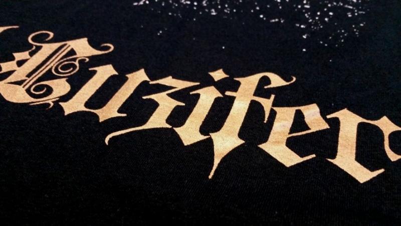 Satanic Warmaster - Heil Luzifer - T-Shirt