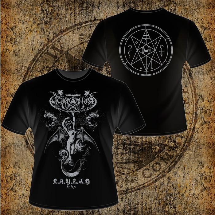 Acherontas - L.A.Y.L.A.H - T-Shirt