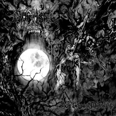 Baptism - The Beherial Midnight - CD