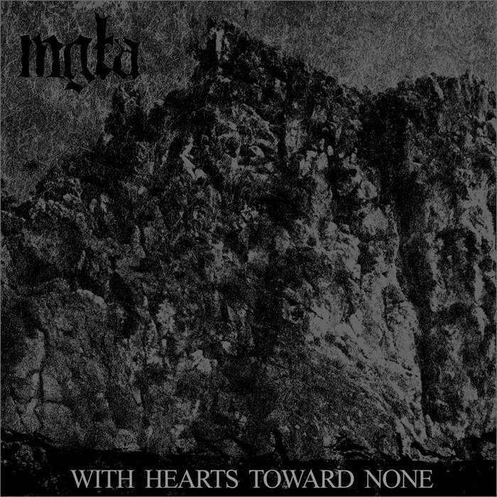 Mgla - With Hearts Toward None - CD