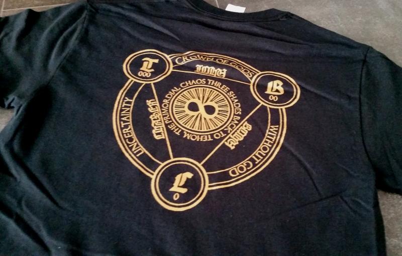 Thy Darkened Shade - Eternvs Mos, Nex Ritvs - T-Shirt