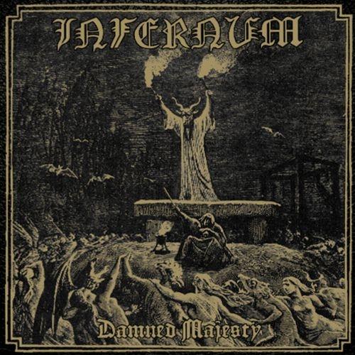 Infernum - Damned Majesty - LP
