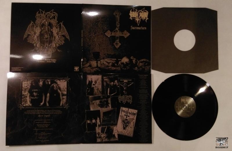 Christ Agony - Sacronocturn - LP