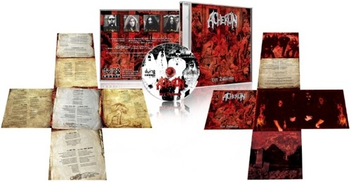 Acheron - Lex Talionis / Satanic Victory - CD