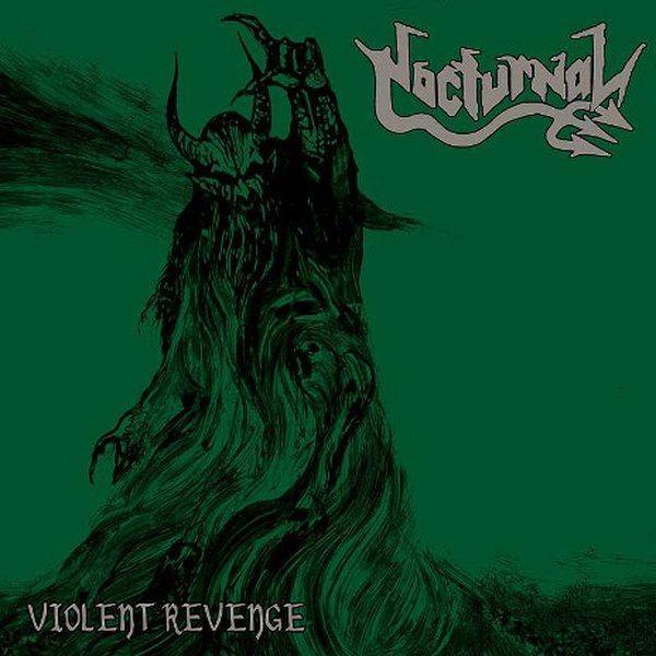 Nocturnal - Violent Revenge - CD
