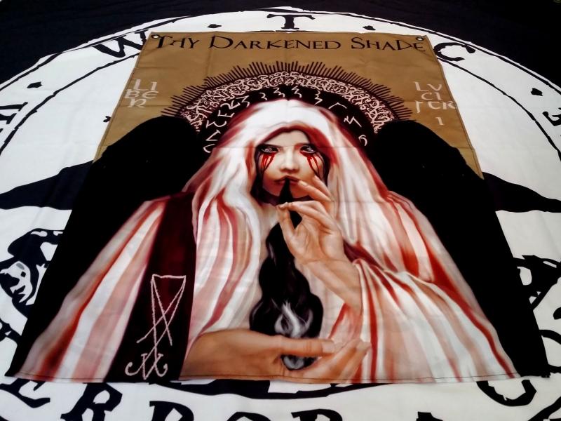 Thy Darkened Shade - Liber Lvcifer I: Khem Sedjet - Flagge