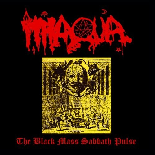 Ithaqua - The Black Mass Sabbath Pulse - EP