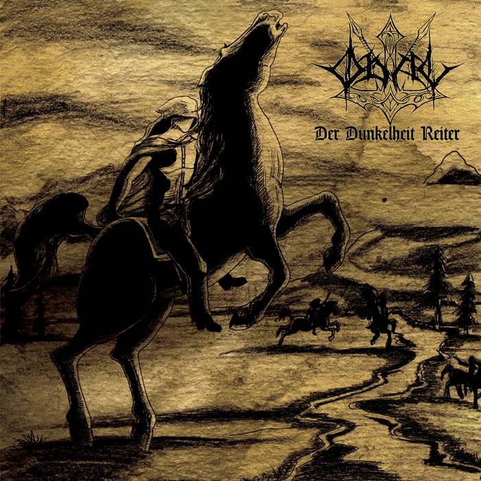 Odal - Der Dunkelheit Reiter - Digi-MCD